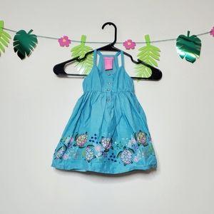 Isaac Mizrahi Sea Turtle Summer Dress